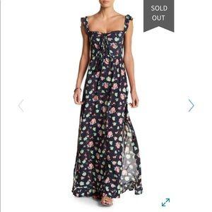 NWOT Tiare Hawaii maxi dress size S/M